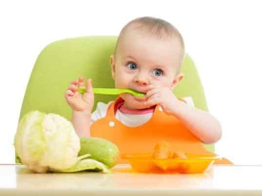Recetas de primeras comidas para bebés