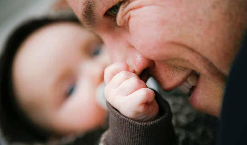 Riesgos de la paternidad a edad avanzada