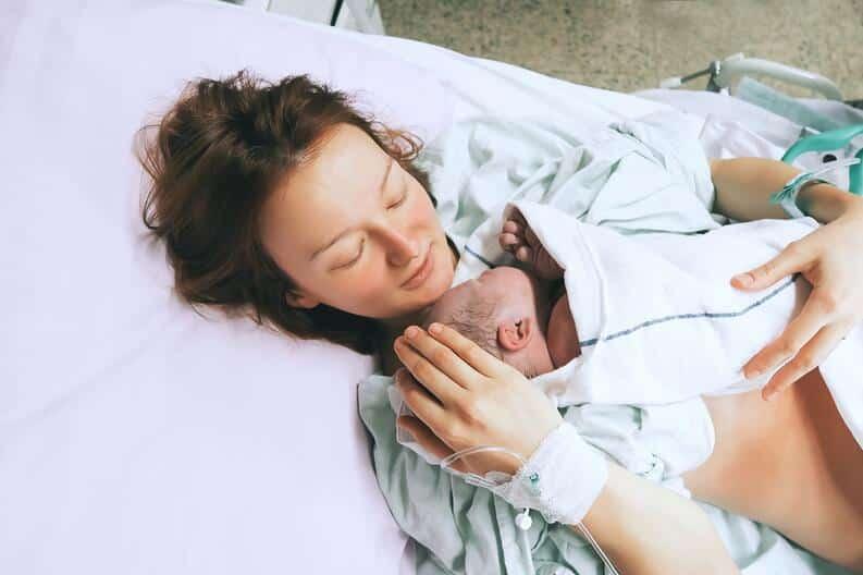 Síntomas de parto prematuro