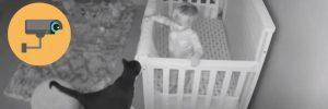 Videos divertidos de bebes y mascotas captados por las cámaras de seguridad-2